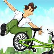 BMX Street Stunt - игра на ОС Windows Phone 8 и 8.1