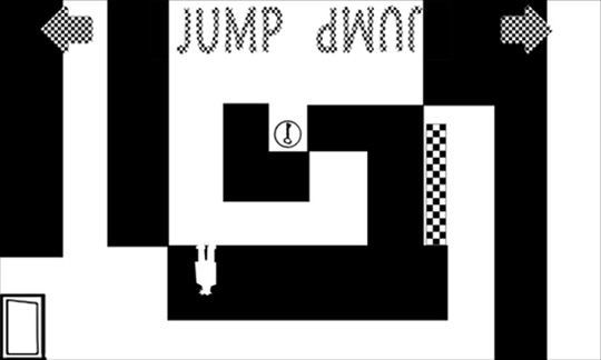 BlackWhite - игра для Windows Phone