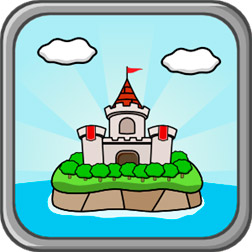Castle Island - игра на ОС Windows Phone 8 и 8.1