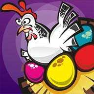 Chicken Zooma - игра на ОС Windows Phone