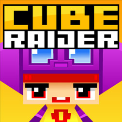 Cube Raider Full - игра на ОС Windows Phone 8 и 8.1