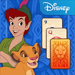 Disney Solitaire - игра на ОС Windows Phone 8 и 8.1