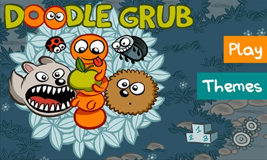 Doodle Grub - игра для Windows Phone
