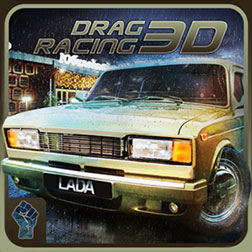 Drag Racing 3D - игра на ОС Windows Phone 8 и 8.1