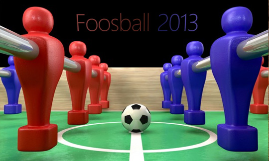 Foosball 2013 - игра для Windows Phone