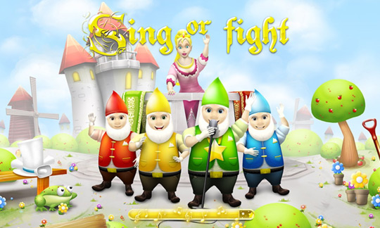 Sing or Fight - игра для Windows Phone