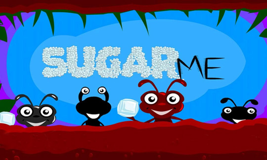 Sugar Me - ants strategy game - игра для смартфона на Windows Phone 8 / 8.1