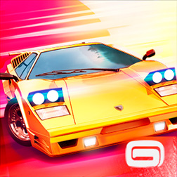 Asphalt Overdrive - игра на ОС Windows Phone 8 или 8.1