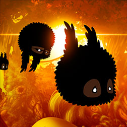 BADLAND - игра на ОС Windows Phone 8 и 8.1