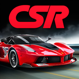 CSR Racing - игра на ОС Windows Phone 8 и 8.1