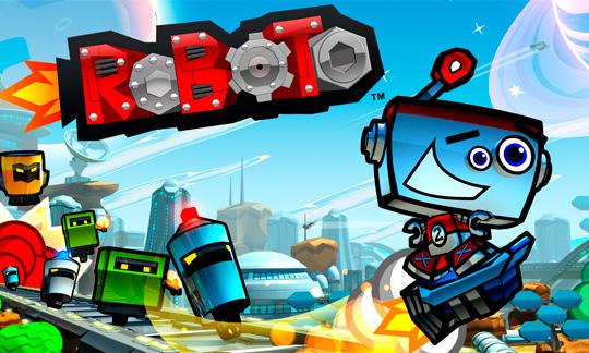 Roboto - игра для смартфона на Windows Phone 8 / 8.1 / 10