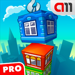 Tower Blocks PRO - игра на ОС Windows Phone 8 и 8.1