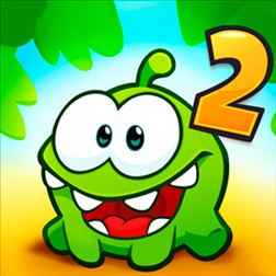 Cut the Rope 2 - игра на ОС Windows Phone 8 или 8.1