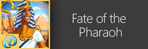 Игра Fate of the Pharaoh