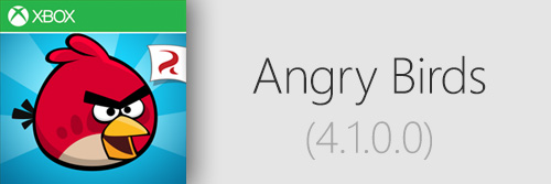Игра Angry Birds на Windows Phone 8