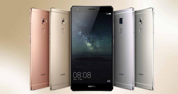 IFA 2015: Huawei презентовала смартфон с дисплеем Force Touch