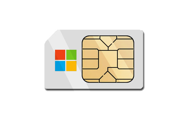 Работа Microsoft над собственной SIM-картой для Windows
