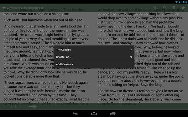 Скачать программа для чтения epub на андроид