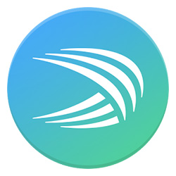SwiftKey Keyboard - программа на Android 4.0 / 5.0