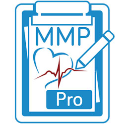 Manage My Pain Pro - график для Android 0.0 / 0.0