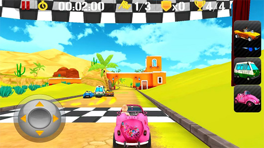 Turbo Racing League на андроид - top-android.org