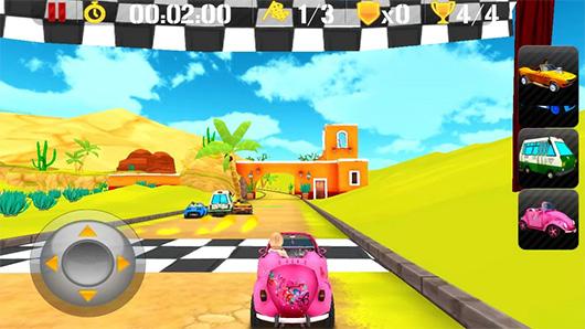 Turbo Racing League на андроид - top-android.org