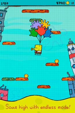 Doodle Jump 3.10.9 скачать на Android бесплатно