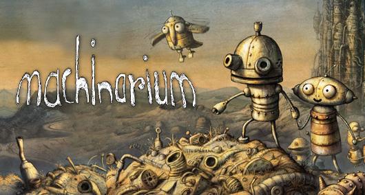 Machinarium игра скачать торрент