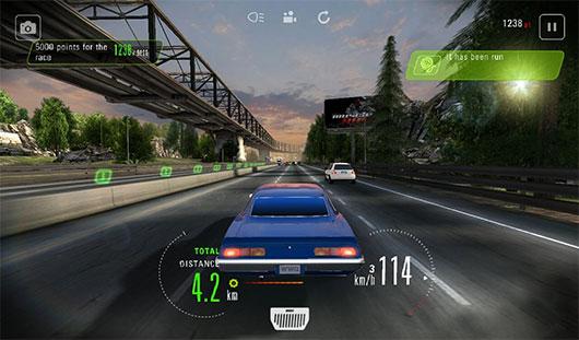 скачать бесплатно игра гонка на андроид