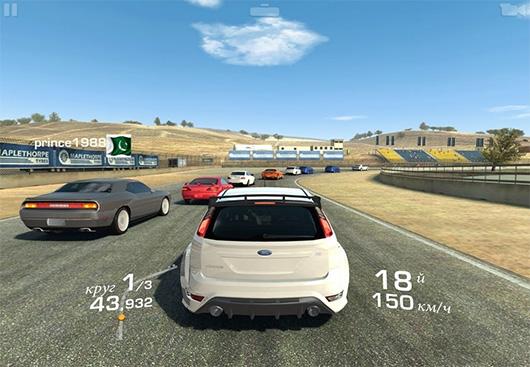 Скачать игру real racing 3 на андроид