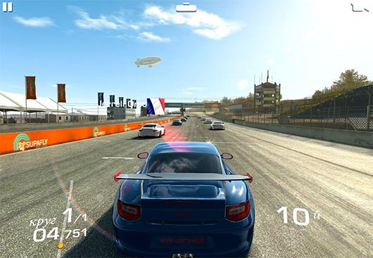 Real Racing 3 на андроид - top-android.org