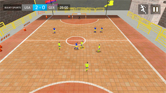 Игру fifa street на андроид