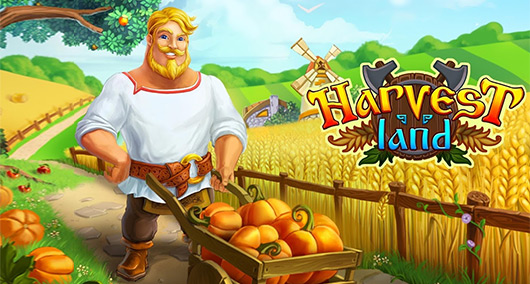 Harvest Land (Славяне: Ферма) - забава про смартфона получай Android 0.0 / 0.0 / 0.0 / 0.0
