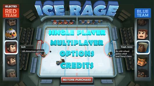 Ice Rage: Hockey игра на андроид. Android Gameplay