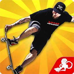 Mike V: Skateboard Party - игра на ОС Андроид / Android