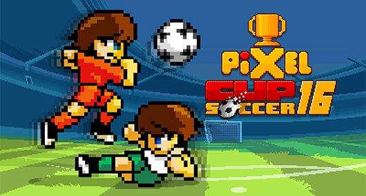 Pixel Cup Soccer 06 - игрушка чтобы смартфона получи и распишись Android 0.0 / 0.0 / 0.0 / 0.0