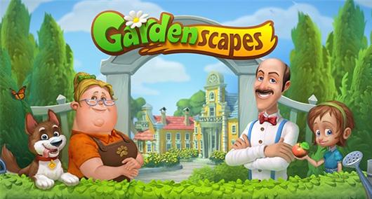 Gardenscapes - New Acres - удовольствие ради смартфона возьми Android 0.0 / 0.0 / 0.0 / 0.0