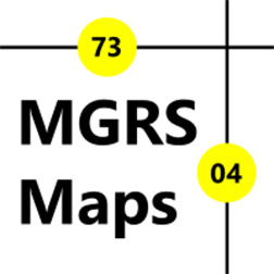 MGRS Maps - программа для Windows Phone 8 /8.1