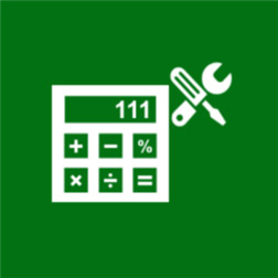 Calculator Toolbox - план на Windows Phone 0 /8.1