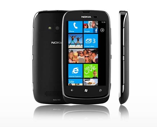 Gebruiksaanwijzing nokia lumia 610