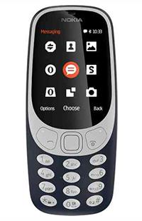 Новый выпуск nokia 3310 2018 года