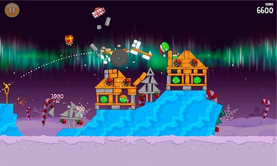 Angry Birds Seasons - развлечение интересах Windows Phone