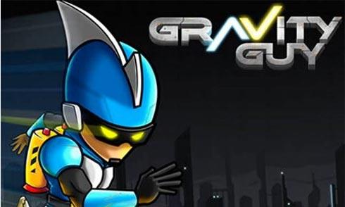 Gravity Guy удовольствие интересах Windows Phone