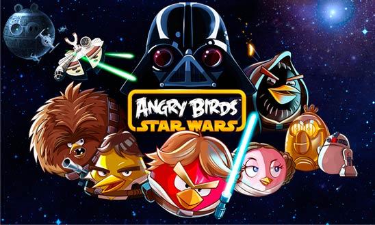 Angry Birds: Star Wars - игрушка ради Windows Phone