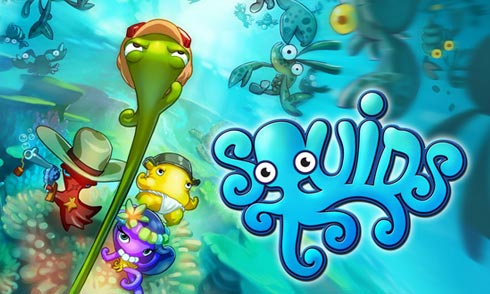 Squids - игра для Windows Phone