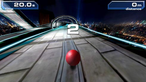 Bounce Evolution игра для Nokia N9