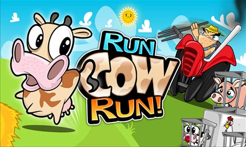 Run Cow Run - проказа ради Windows Phone
