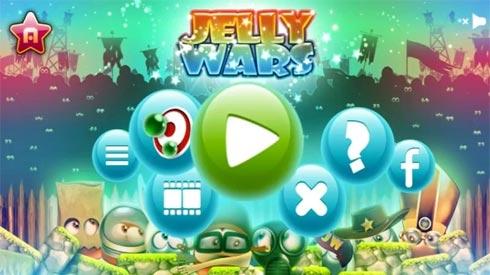 Jelly Wars забава для того Nokia N9