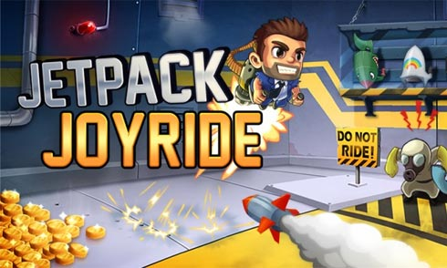 Jetpack Joyride - забава для того Windows Phone