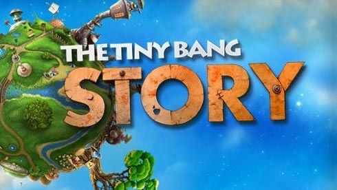 The Tiny Bang Story игра для Symbian